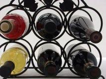 Cremagliera del vino (1) Fotografie Stock