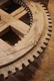 cremalheira de madeira Fotografia de Stock Royalty Free
