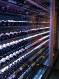 Cremalheira do vinho Fotos de Stock Royalty Free