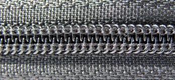 Cremallera Imagen de archivo libre de regalías