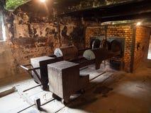 crematório foto de stock