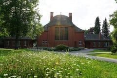 Crematório no tuttlingen foto de stock