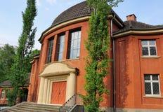 Crematório no tuttlingen imagem de stock royalty free