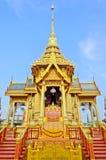 Crematório real tailandês fotos de stock