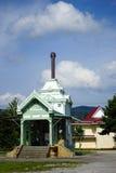 Crematório tailandês imagem de stock royalty free