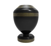 Cremation urn Stock Photos