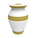 Cremation urn Royalty Free Stock Photo