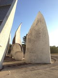 crematorio Fotos de archivo libres de regalías