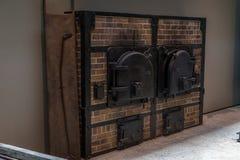 Crematorio del holocausto Foto de archivo libre de regalías