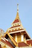 Crematorio del tempio del rakang di Bangkok Fotografie Stock