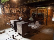crematorium стоковое изображение rf