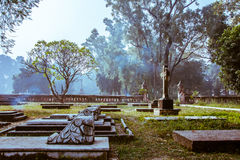 crematorium стоковые фотографии rf