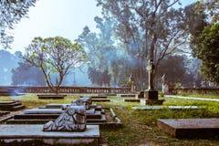 crematorium Fotografie Stock Libere da Diritti