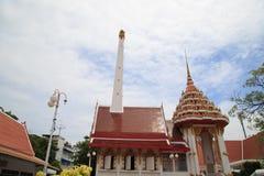 Crematorium for buddhists Stock Image