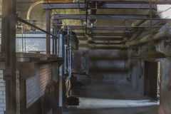 Crematorium in Ellis Island hospital Royalty Free Stock Images