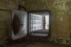 Crematorium interior Royalty Free Stock Image