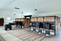 Free Crematorium Of Buchenwald Concentration Camp Stock Photography - 107128242