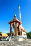 Crematorium in temple Royalty Free Stock Images