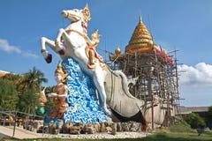 Crematory Buddhism. In Thailand stock photos