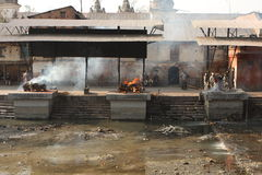 Cremazioni Immagini Stock Libere da Diritti