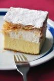 Creme Cake Stock Images