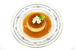 Creme Caramel Royalty Free Stock Image