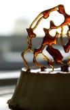 Creme caramel Royalty Free Stock Photo