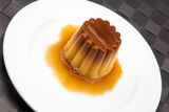Creme caramel Royalty Free Stock Photography