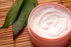 Creme cosmético Imagem de Stock