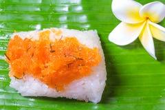 Creme do arroz Imagens de Stock