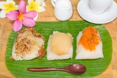 Creme do arroz Imagem de Stock Royalty Free