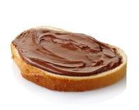 Creme do chocolate Fotografia de Stock