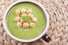 Creme soup Royalty Free Stock Photos