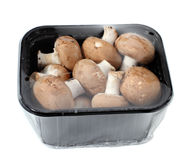 Cremini Mushrooms Stock Photos