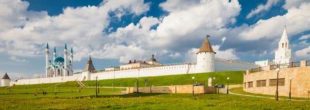 Cremlino di Kazan, Kazan Fotografie Stock Libere da Diritti