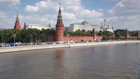 Cremlino di Mosca stock footage