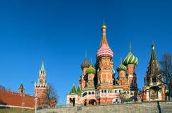 Cremlino di Mosca Fotografie Stock Libere da Diritti
