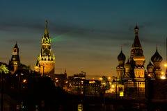 Cremlino di Mosca Fotografia Stock