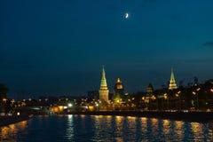Cremlino di Mosca Fotografia Stock Libera da Diritti