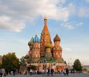 Cremlino di Mosca un giorno soleggiato Fotografie Stock Libere da Diritti