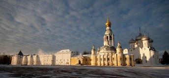 Cremlino di Vologda Immagini Stock Libere da Diritti