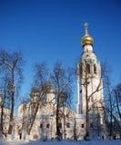 Cremlino di Vologda Fotografie Stock