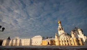 Cremlino di Vologda Fotografia Stock Libera da Diritti
