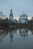 Cremlino di Vologda Fotografia Stock