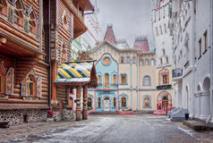 Cremlino in Ismailovo Fotografie Stock
