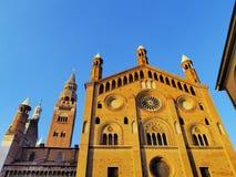 Cremona immagine stock libera da diritti