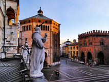 Cremona Royalty Free Stock Photography