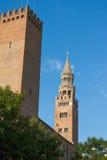 Cremona Royaltyfri Fotografi