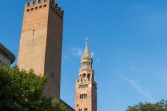 Cremona Arkivbild