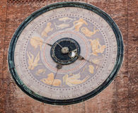 Cremona, Astronomical Clock Royalty Free Stock Photography